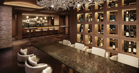 Mondavi Family Wine Bar