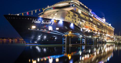 Mein Schiff 3 - Bei Nacht