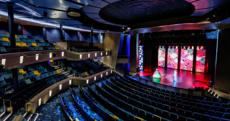 Mein Schiff 3 - Theater