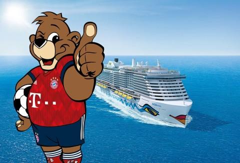 AIDAnova-FCB-2019-Mittelmeerreise