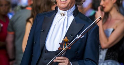 050719, Maastricht: Andre Rieu op het Vrijthof. Foto: Marcel van Hoorn.